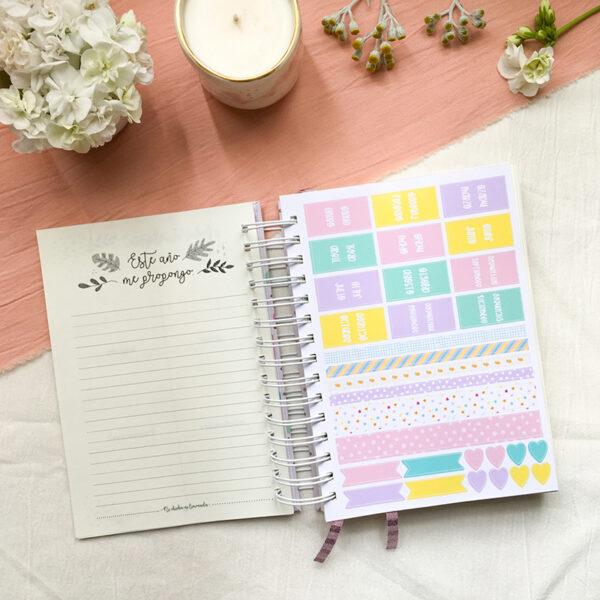 2 - Agenda diaria 9