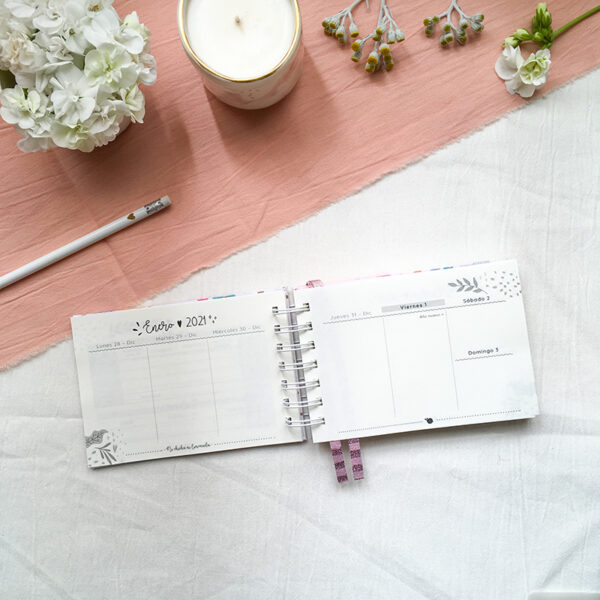 3 - Agenda semanal chica 15