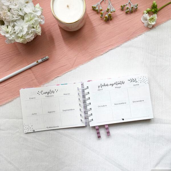 3 - Agenda semanal chica 8