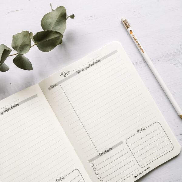6 - Planner diario interior