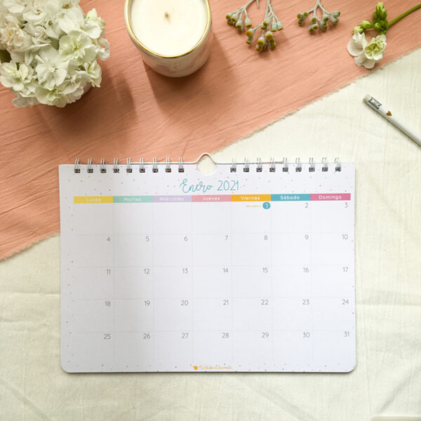 7 - Calendario 5
