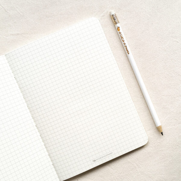 Cuaderno - Interior cuadriculado
