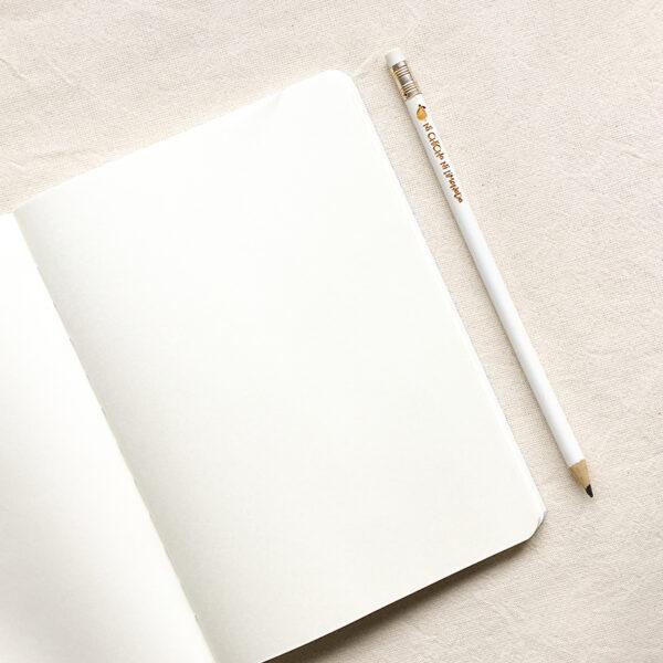 Cuaderno - Interior liso