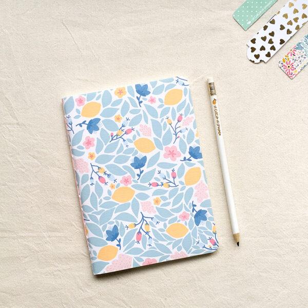 Cuaderno - Limones